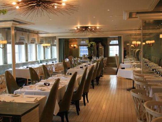 Bergdorf Goodman BG Restaurant
